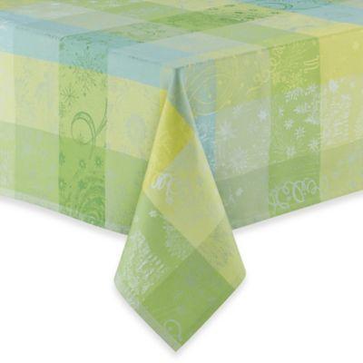 Garnier-Thiebaut Mille Couleurs Jon 71-Inch x 118-Inch Tablecloth