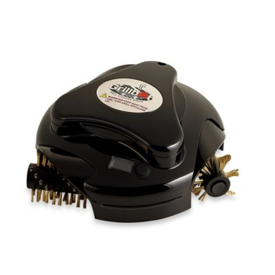 Grillbot Automatic Grill Cleaning Robot in Black