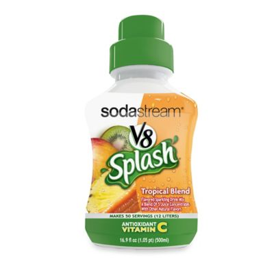 Sodastream™ V8 Splash Tropical Blend Drink Concentrate