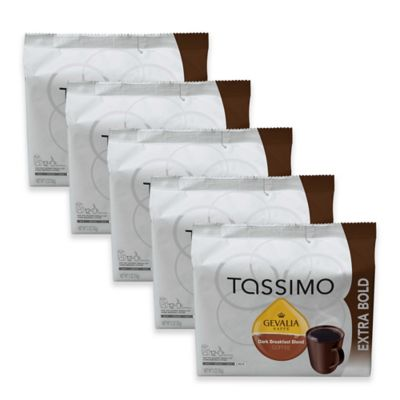Gevalia 12-Count Dark Breakfast Blend Coffee T-DISCs For Tassimo™ Beverage System