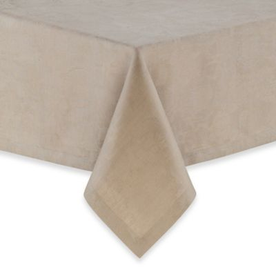 Linen Tablecloth for Square Table