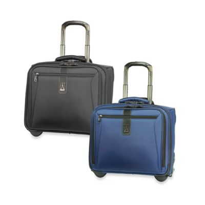TravelPro® Marquis Rolling Tote in Black