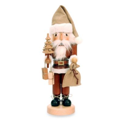Christian Ulbricht Nutcracker Santa in Natural