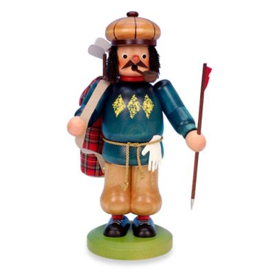 Christian Ulbricht Golfer Incense Burner