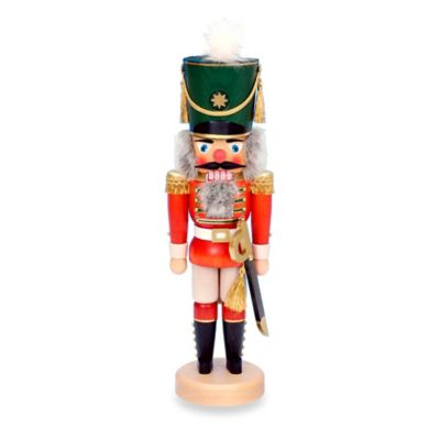 Nutcracker Red Soldier