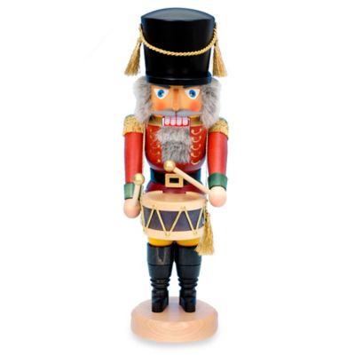 Christian Ulbricht Nutcracker Red Drummer