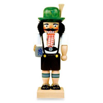 Christian Ulbricht Bavarian Mini Nutcracker with Mug