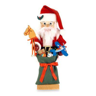 Christian Ulbricht Nutcracker Santa with Toys