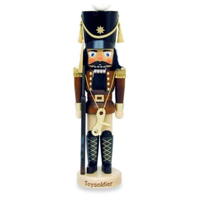 Christian Ulbricht Mini Nutcracker Toy Soldier