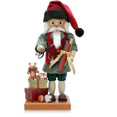 Christian Ulbricht Nutcracker Santa at Work