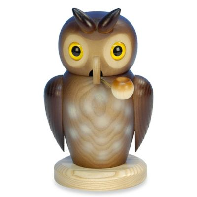 Christian Ulbricht Owl Incense Burner