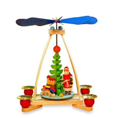 Graupner Santa with Toys Pyramid