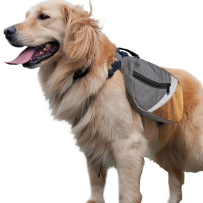 Water Resistant Dog Backpack
