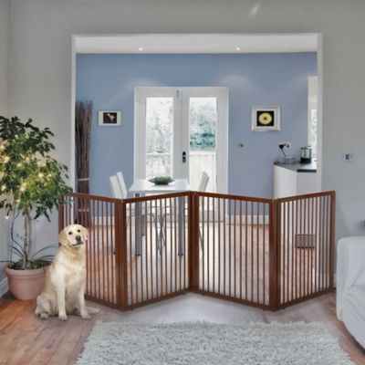 Richell Wooden Room Large Divider