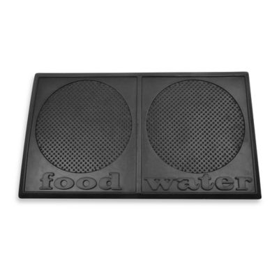 Food & Water Pet Placemat