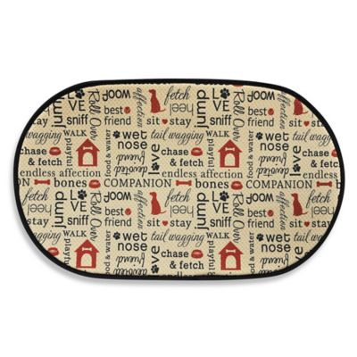 The Original™ Pet Bowl Mat