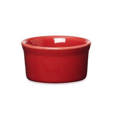 Fiesta® Ramekin in Scarlet