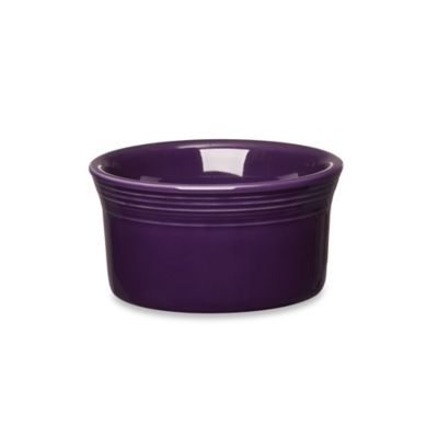 Fiesta® Ramekin in Plum