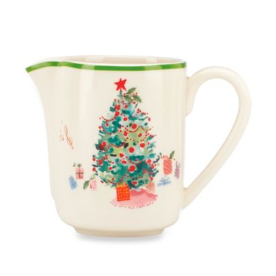 Lenox® Holiday Illustrations 5-Inch Creamer