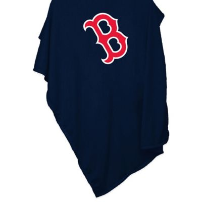 MLB Boston Red Sox Sweatshirt Blanket