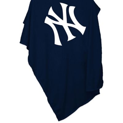 MLB Sweatshirt Blanket