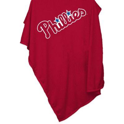 MLB Philadelphia Phillies Sweatshirt Blanket