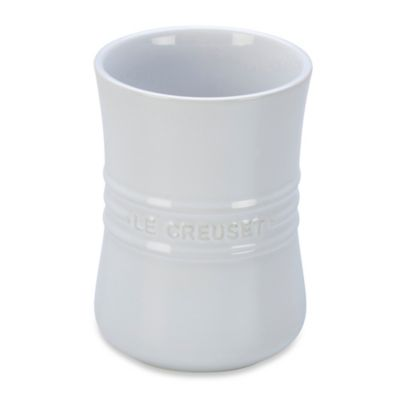 Le Creuset® 1 qt. Utensil Crock in White