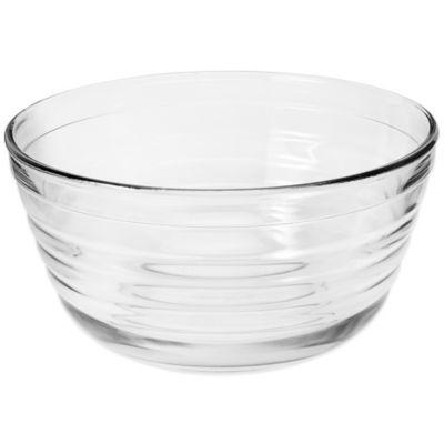 Fire King Glass 2.5 Qt. Mixing Bowl