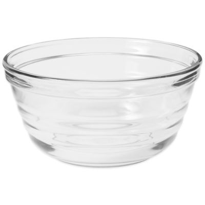 Fire King Glass 4 Qt. Mixing Bowl