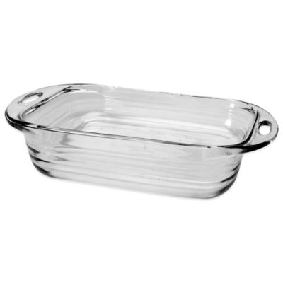 Anchor Hocking® Baked by Fire King 1.5 qt. Loaf Dish