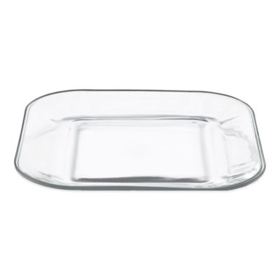 Libby® Glass Quartet Dinner Plate