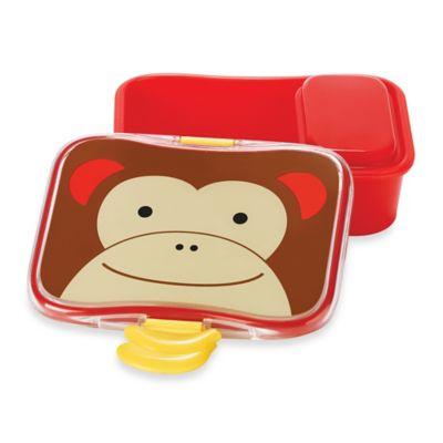 SKIP*HOP® Zoo Lunch Kit in Monkey
