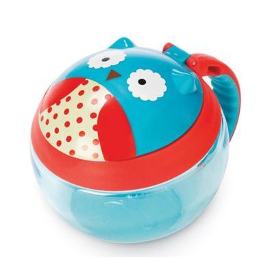 SKIP*HOP® Zoo 7.5 oz. Snack Cup in Owl