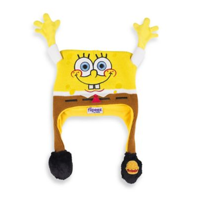 Flipeez!™ Spongebob Action Hat