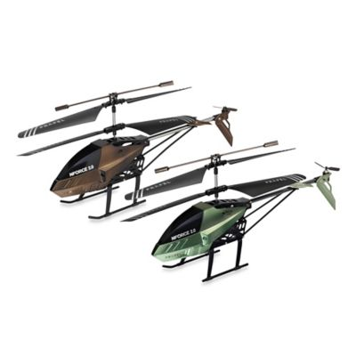 N-Force™ 3.5 CH Gyro Remote Controlled Helicopter in Brown