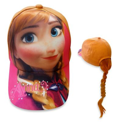 Disney® Frozen Anna Ponytail Baseball Cap