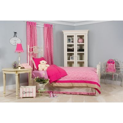 Queen Bedding for Little Girl's