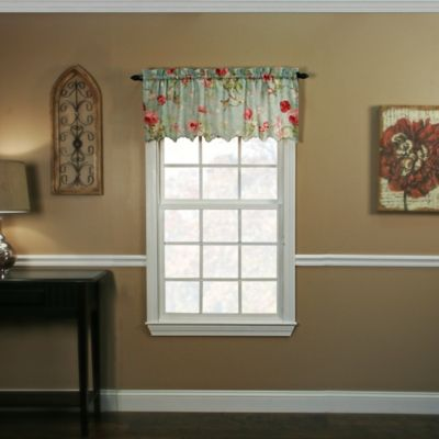 Sage Balmoral Window Treatments