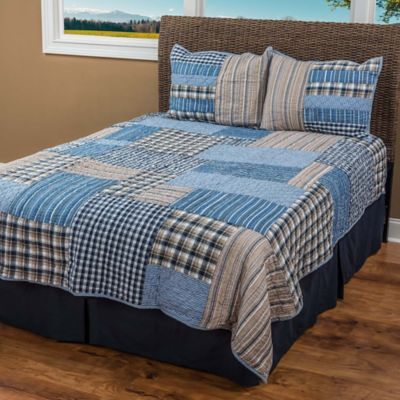 Gracen 3-Piece King Quilt Set