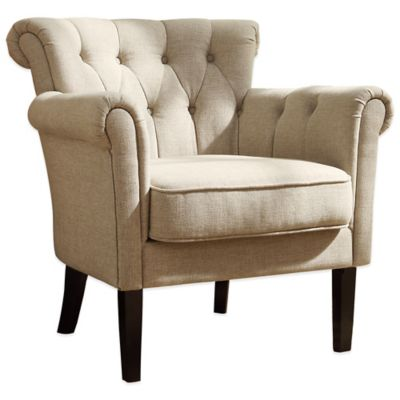 Verona Home Lanna Chair in Almond