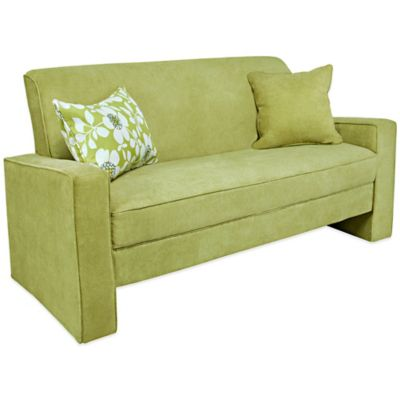 angelo:HOME Angie Sofa in Parisian Green Meadow Velvet