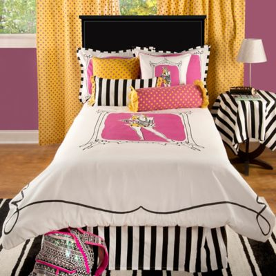 Rachel Kate Jealla Girl Twin Comforter Set