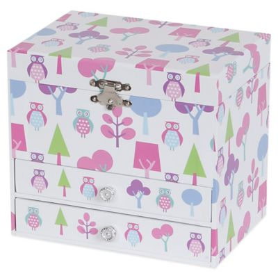 Mele & Co. Macey Girl's Musical Jewelry Box
