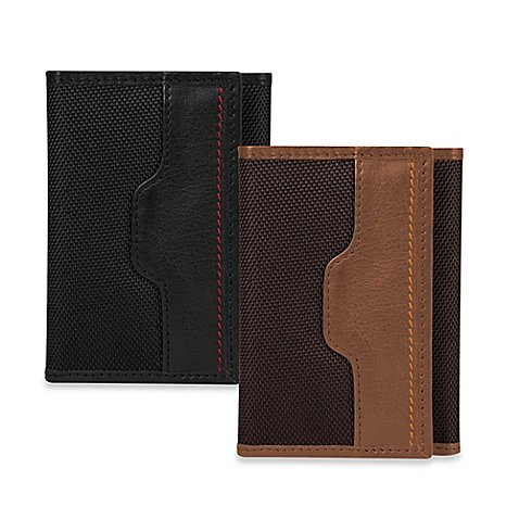 Travelon Safe Id Accent Trifold Wallet Bed Bath Beyond