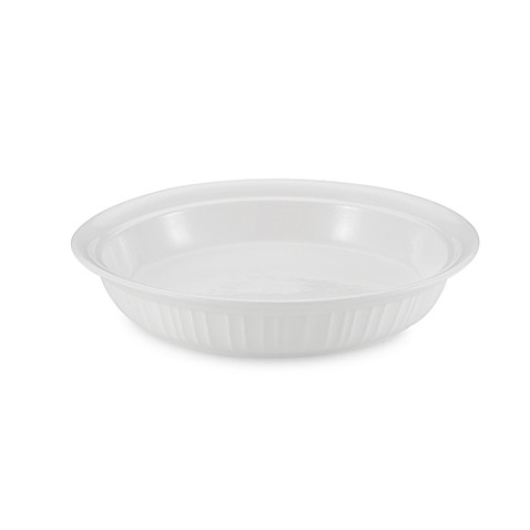French White® 9-Inch Pie Plate
