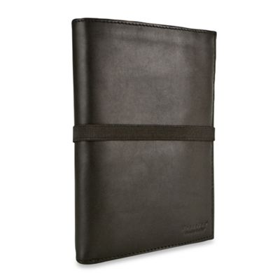 Travelon® Safe ID Leather Wallet Organizer in Black