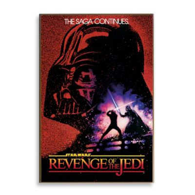 Star Wars™ Episode VI. Revenge of the Jedi Movie Poster Wall Décor