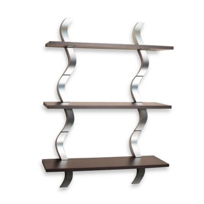 Waves 3-Level Shelving