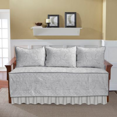 Nostalgia Home™ Valinda Daybed Set in Grey