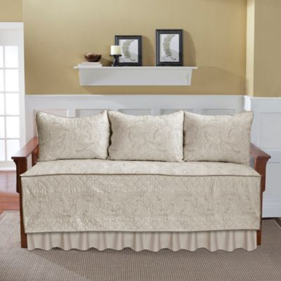 Nostalgia Home™ Valinda Daybed Set in Tan